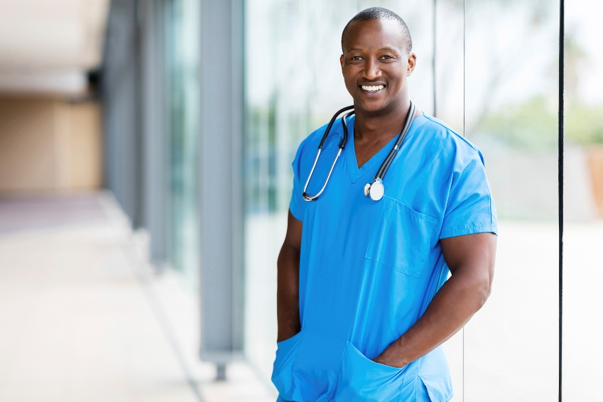 We Want You! How to Recruit Male Nurses